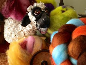 Come out to the Kentucky Sheep & Fiber Festival!