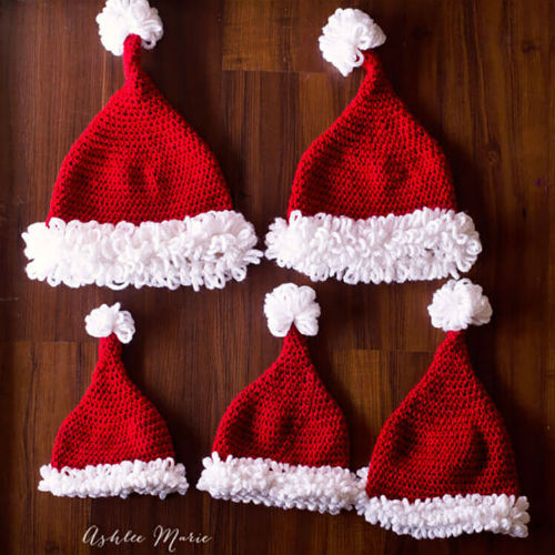 Christmas Hat Pattern