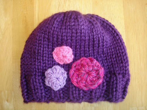 Free Knitting Pattern for Hats