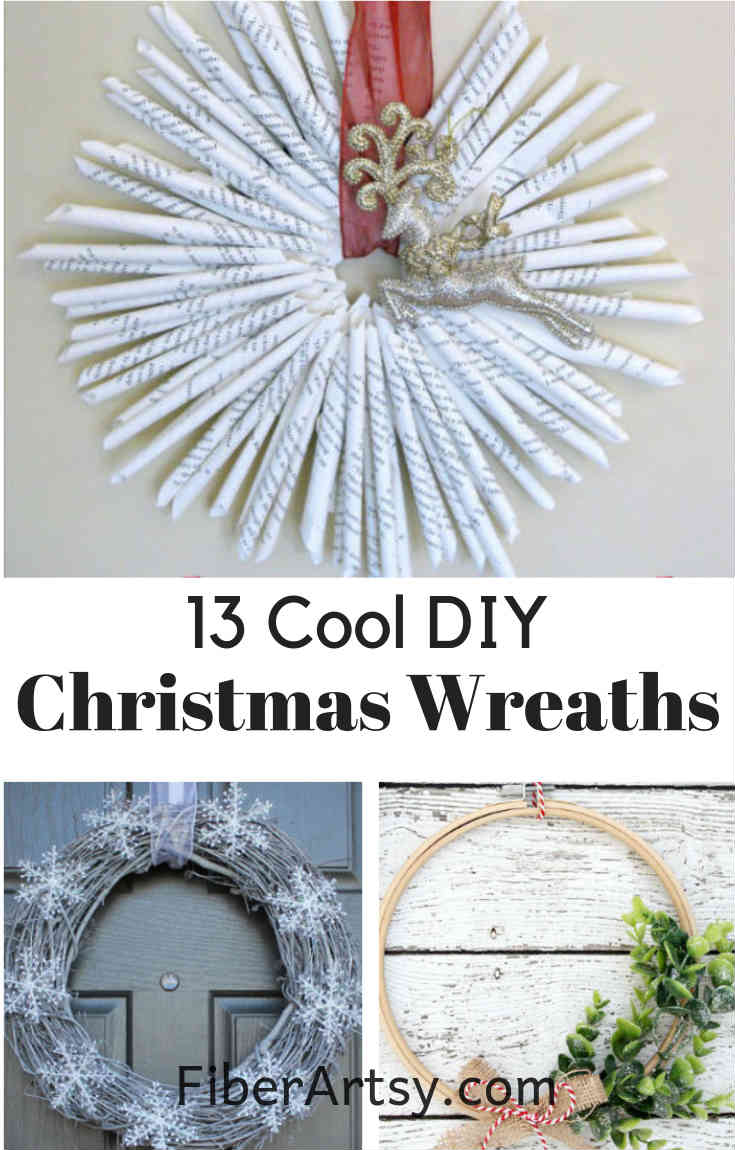 DIY Christmas Wreaths for your home