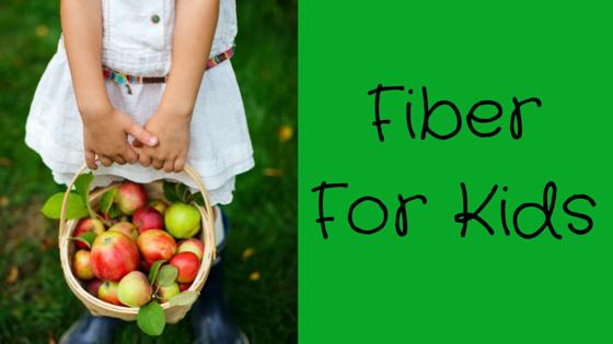 fiber for kids