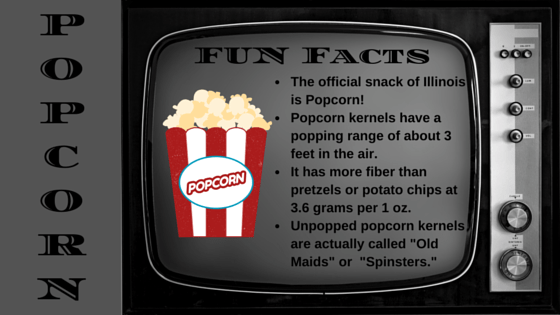 So is popcorn good for you?