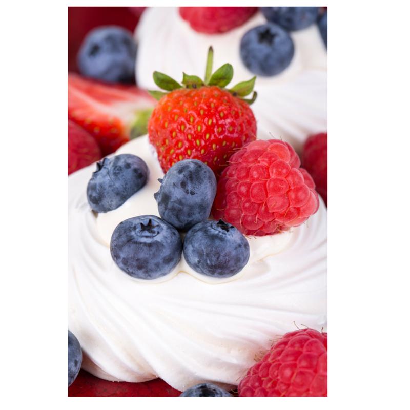 high sugar fruits fruits with fiber