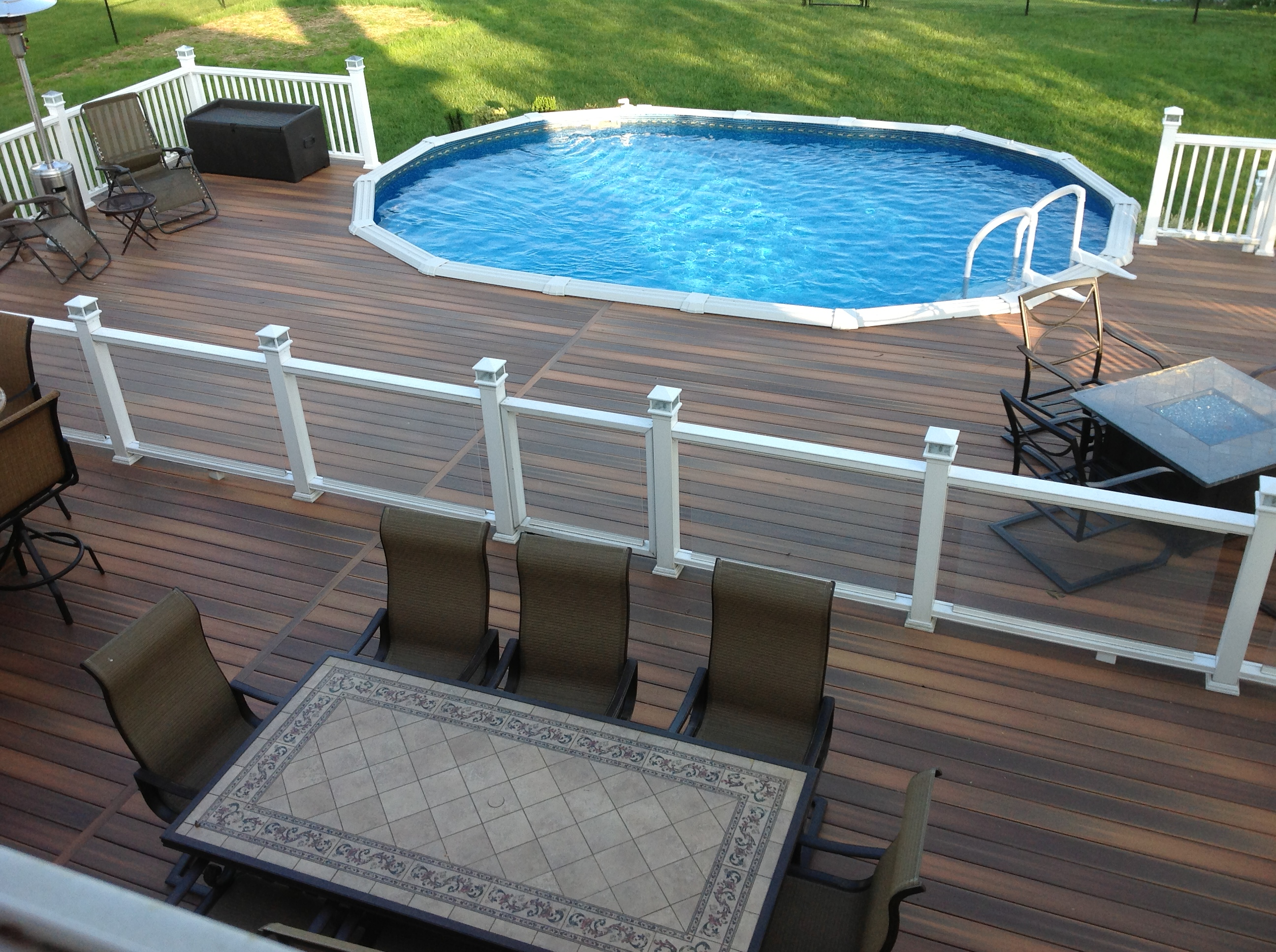 Above Pool Deck