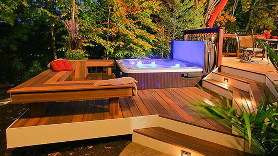 Decks And Hot Tubs What You Need To Know Before You Build