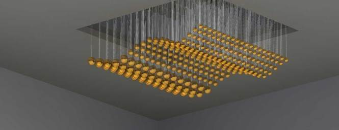 Custom Fiber Optic Chandelier Design And Manufacture Image 2