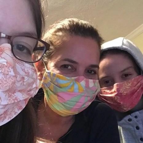 Fiber-Queen-Face-Masks