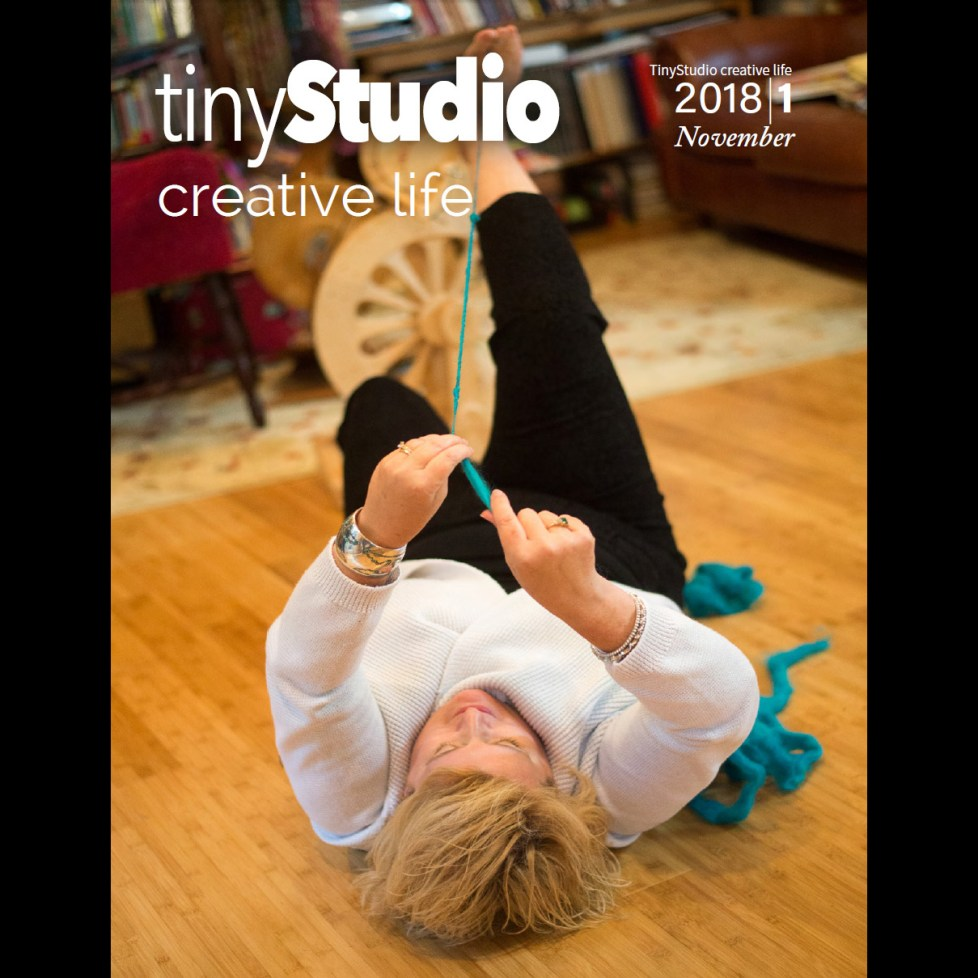 tinyStudio Creative Life 1 - Back Issue