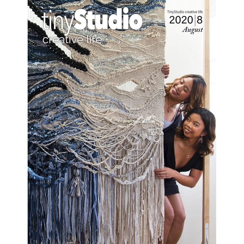 tinyStudio Magazine Issue 8 - Back Issue