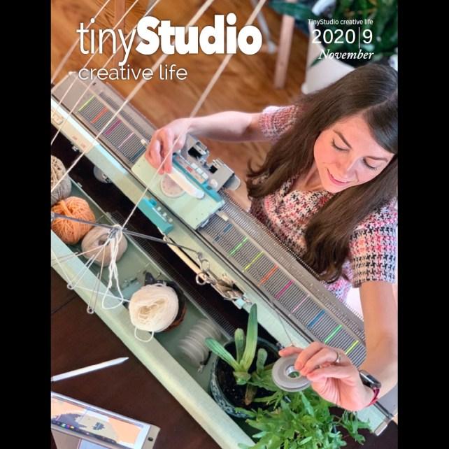 tinyStudio Magazine Issue 9 (Current Issue)