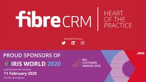 FibreCRM & IRIS World 2020