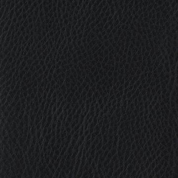 Faux Leather Border Carbon