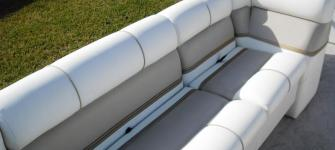 How to clean vinyl boat seats