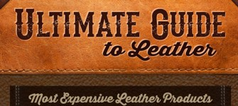 Ultimate Guide to Leather: Part 3 Most Expensive Leather Products