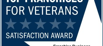 Fibrenew Named a Top Franchise for Veterans by Franchise Business Review