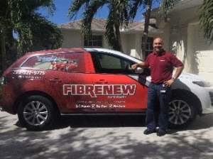 Michael Carrigan of Fibrenew North Naples