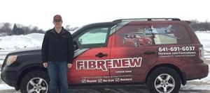 fibrenew mobile franchise vehicle