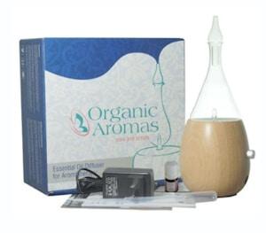 Organic Aromas Essential Oil Diffuser