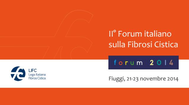 II Forum Italiano sulla Fibrosi Cistica