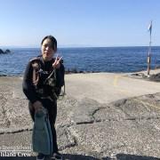 伊豆大島体験ダイビング