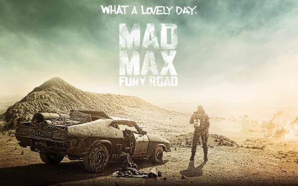 "Film Review: ""Mad Max: Fury Road"""