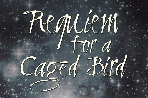 """""""Requiem for a Caged Bird"""" Part III by Dory Fiamingo"""