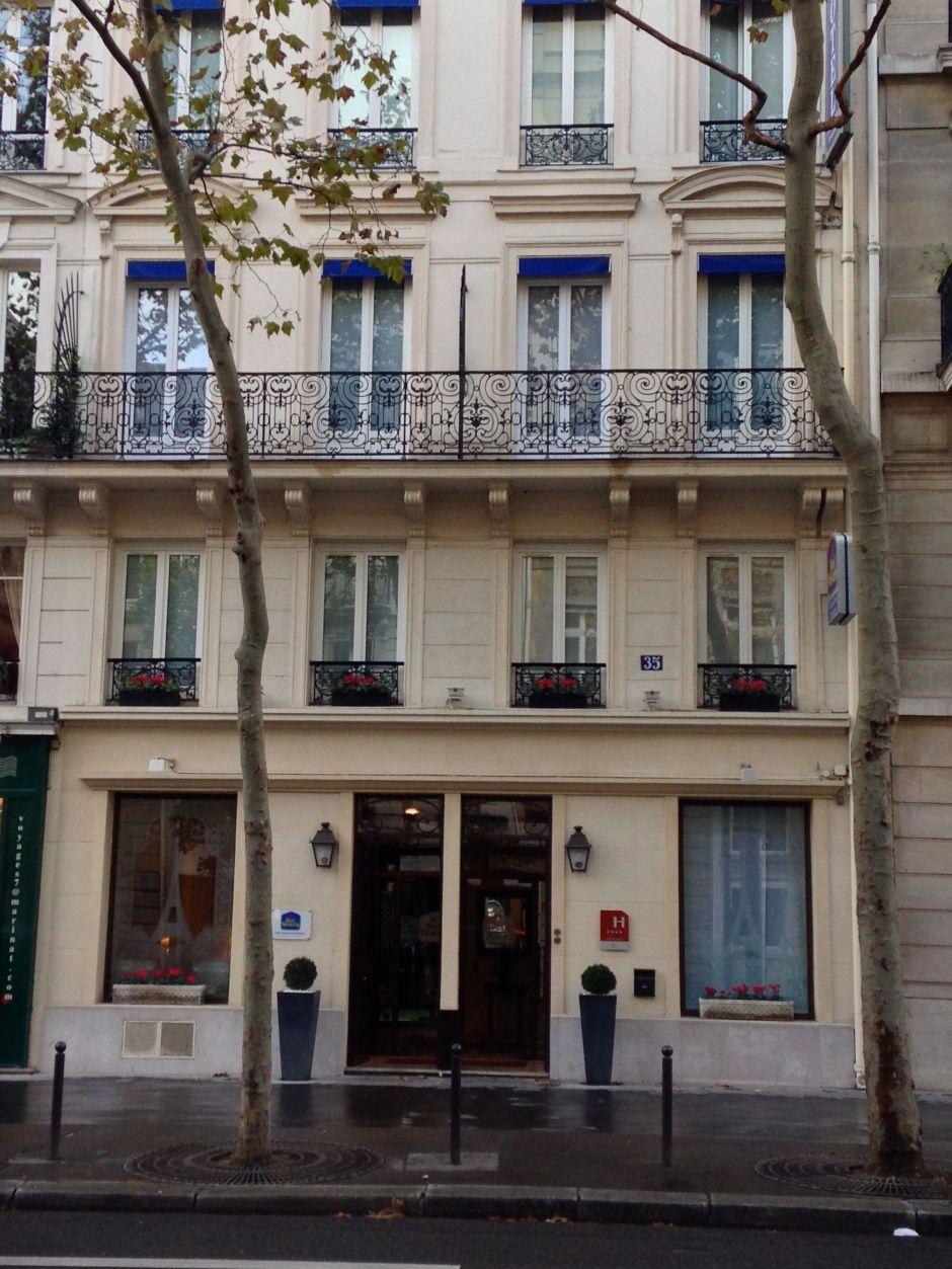 """My Last Night in Paris,"" a Short Story by Sandor Blum"