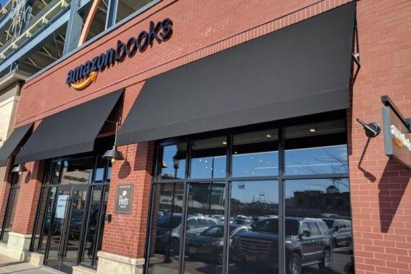 Inside an Amazon Bookstore: Rachael Allen, Our Intrepid Correspondent, Reports