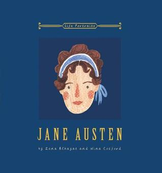 Life Portraits: Jane Austen by Zena Alkayat and Nina Cosford