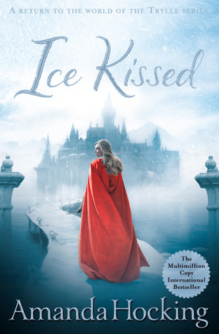 (Bryn Aven is Back!): Ice Kissed by Amanda Hocking