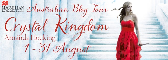 Crystal Kingdom Side Banner - Credit Gina(Behind the Pages)