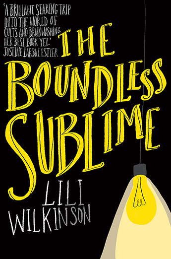 (Review): The Boundless Sublime by Lili Wilkinson