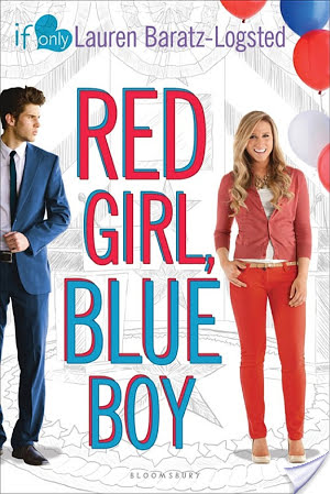Review: Red Girl, Blue Boy by Lauren Baratz-Logsted