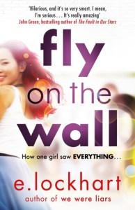 (Book Review): Fly on the Wall by E. Lockhart