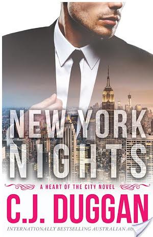 (Review): New York Nights by C.J. Duggan