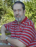 Author Frank Caceres