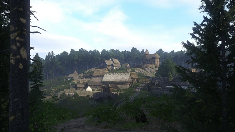 Kingdom Come: Deliverance DLC Lets You Build Your Own Village