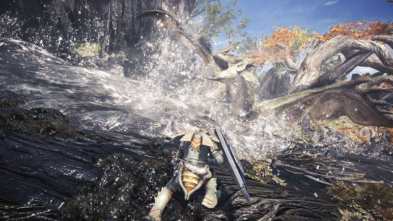 Monster Hunter World Requires A Fairly Beefy Pc To Run Fiction Talk