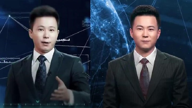 China's AI News Anchors are Both Impressive and Unsettling