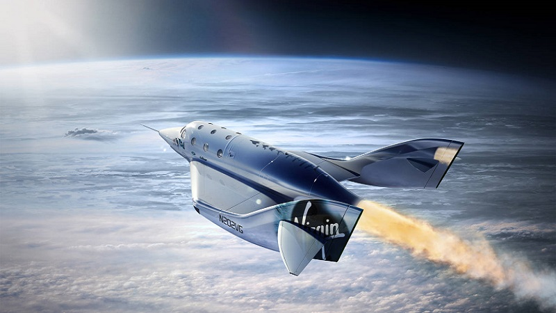 New Virgin Galactic Space Launch Turns Pilots into Full-Blow Astronauts