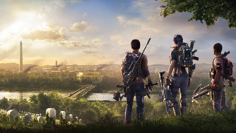 Grab The Division 2 and Sekiro: Shadows Die Twice on PC for Cheap