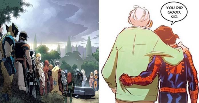 Marvel Says Goodbye Stan Lee