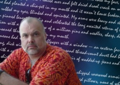 Johnny Worthen Kicks Off Fiction Vortex Horror 2014