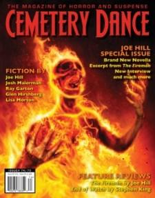 Cemetery Dance # 74/75
