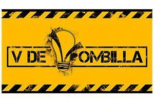V de Bombilla
