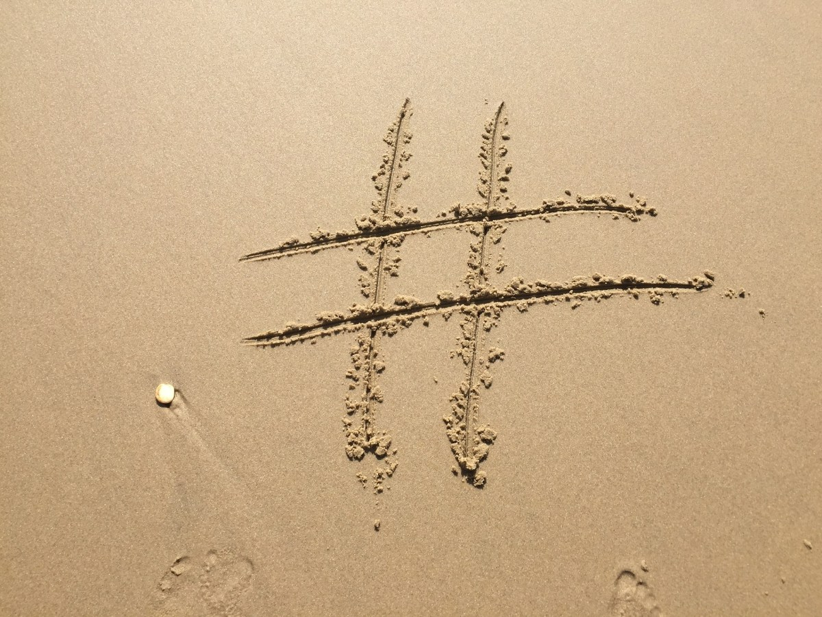 How many hashtags? 5 top tips for using hashtags in a business social media post
