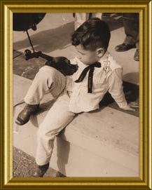 history_little_boy_in_white_framed