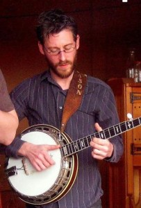 Jason Homey, Instructor at Weiser Banjo Camp