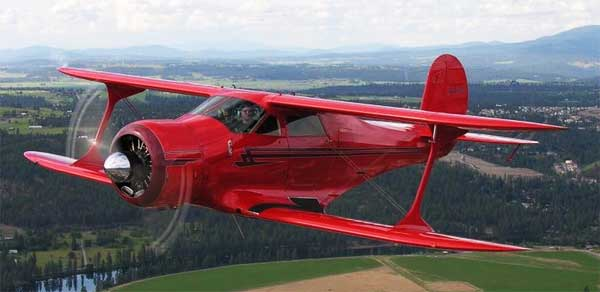 Image result for staggerwing beechcraft