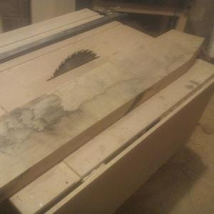 retivirea cherestelei de stejar de 5 cm grosime